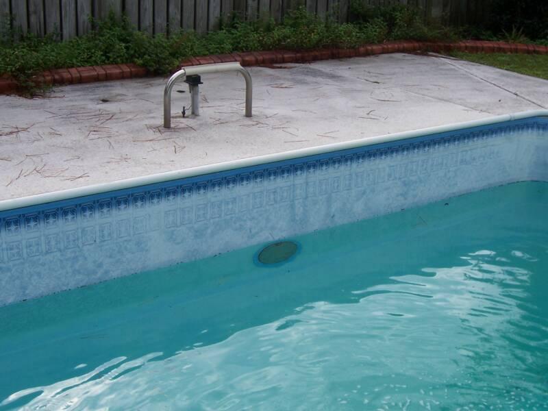 Swimming Pool Leak Repair : Rayco